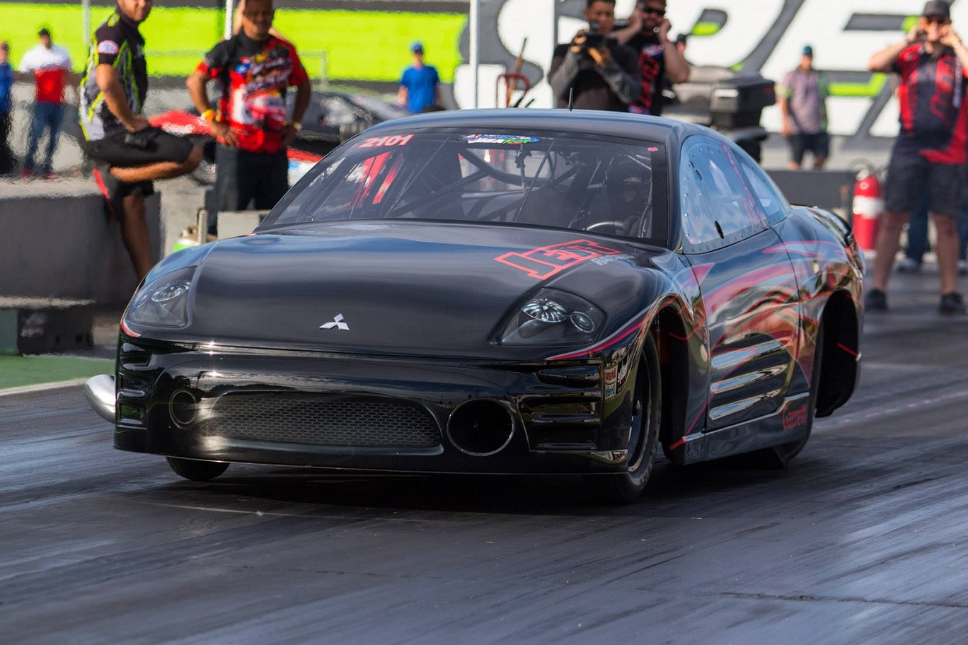 Top 10 Quickest 4 Cylinder - Drag Import News
