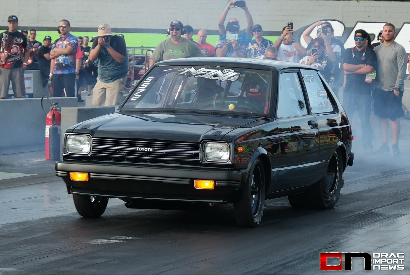 Top 10 Quickest Toyota Starlet - Drag Import News