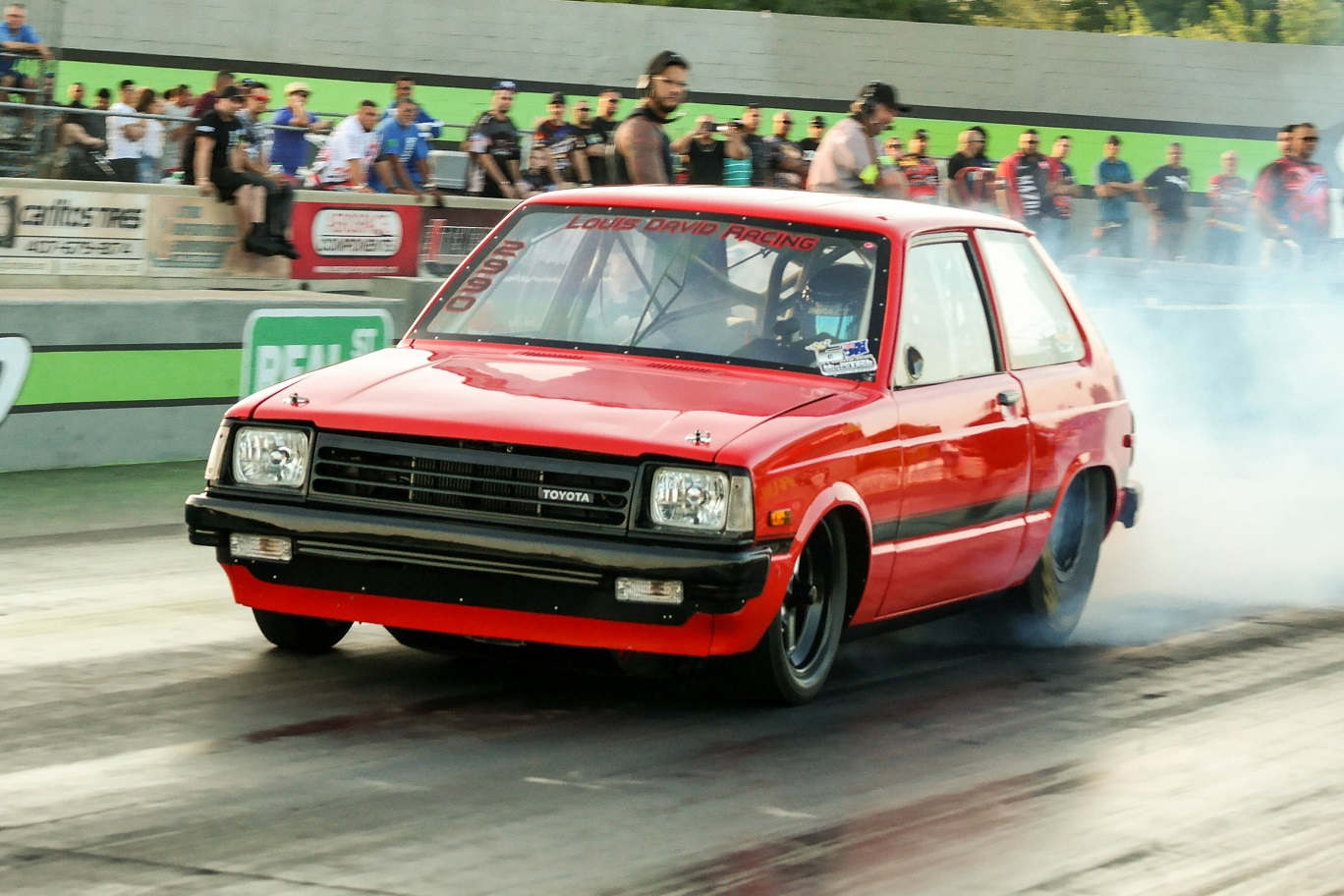 Top 10 Quickest Toyota Starlet - Page 2 of 2 - Drag Import News