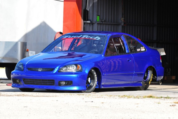 6. Lucimar Civic