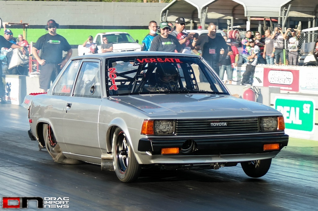 Top 10 Quickest 3/4 - Drag Import News
