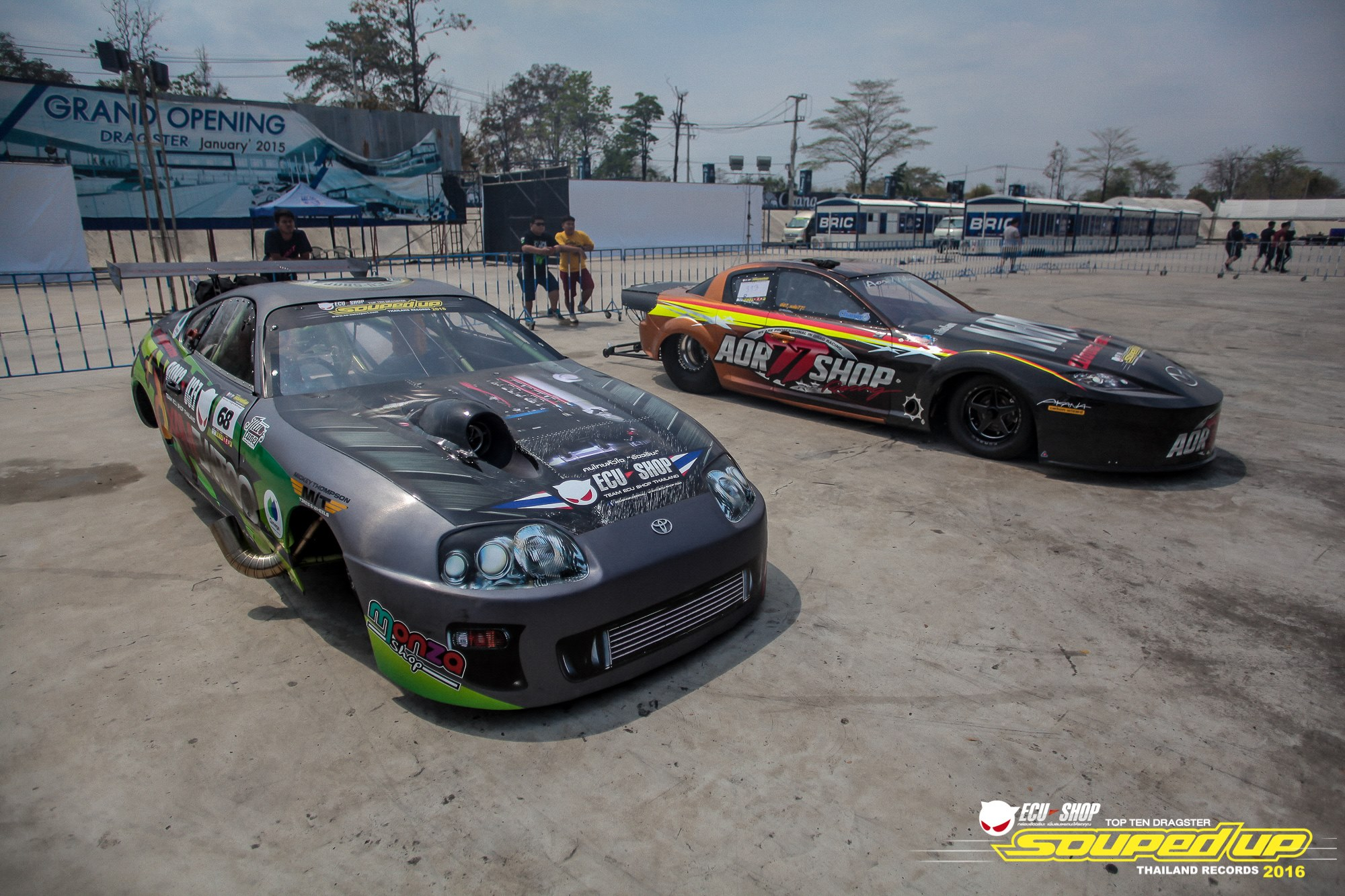 Thailand\'s Growing Import Drag Racing Culture - Drag Import News